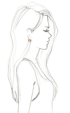 Image Result For Girl Drawings Tumblr Easy Draw Pinterest