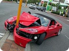 Saving money on car insurance: Ferrari Pictures, Cars Crash, Cars Accidents, Funny Cars, Ferrari Crash, Accidents Lawyer, Cars Wreck, Cars Insurancesafeti, Cars Parts