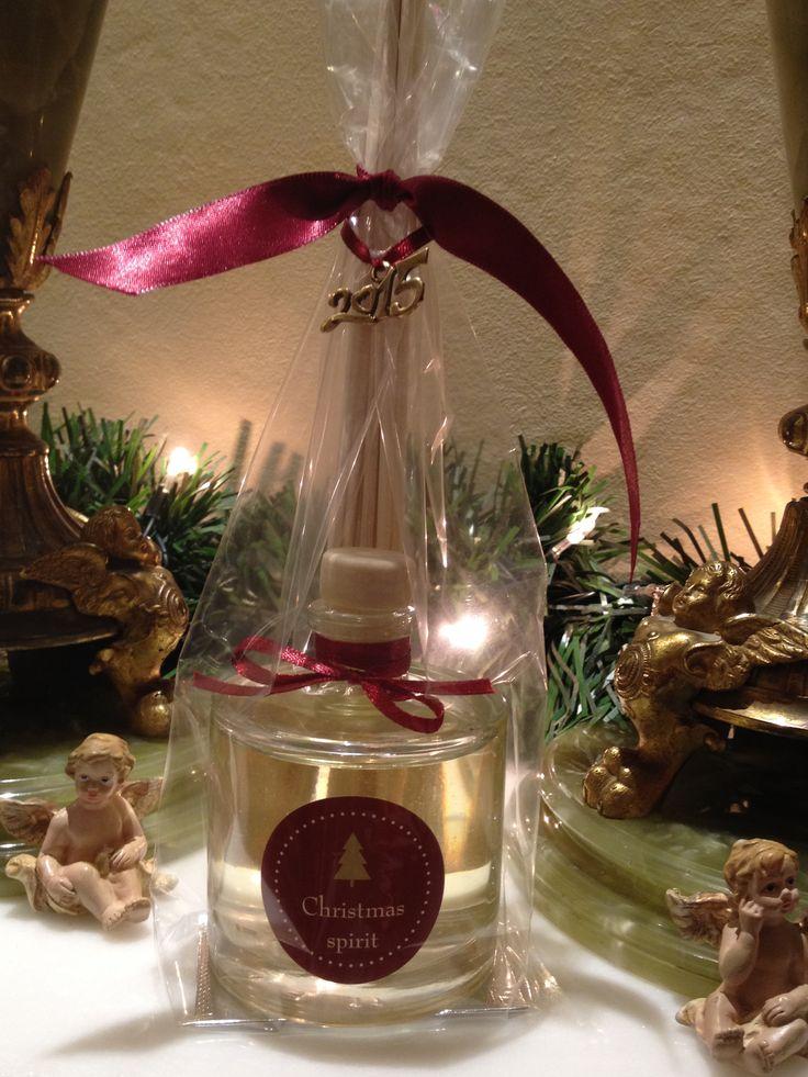 Soel = Christmas spirit  2015 Reed diffuser