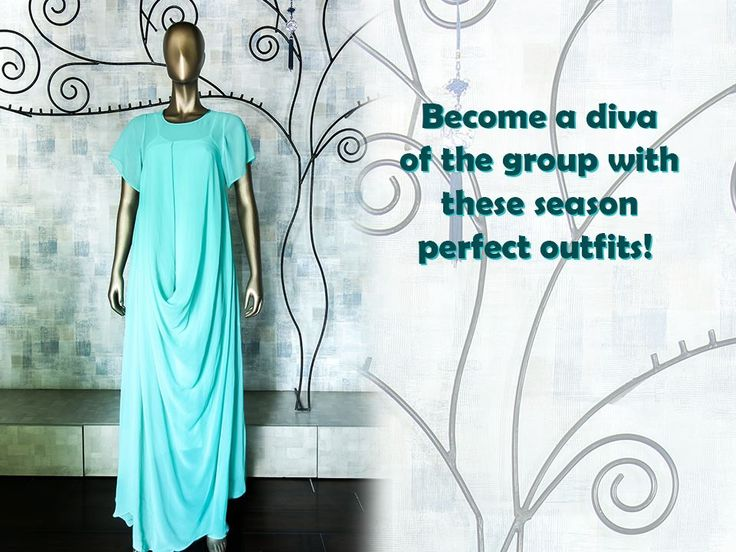 Become a diva of the group with season perfect outfits @ #TWT! Address: Shree Balaji Paragon, between Axis Bank & Hotel Rock Regency, C.G. Road  Contact: 079-2640667/8/9, 9227888242 #Fashion #Clothing #IndoWestern #Gowns #TheWardrobeTheorem #CityShorAhmedabad