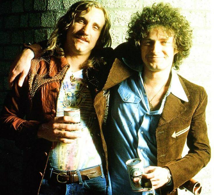 Joe Walsh & Don Henley. My favorite Eagles.