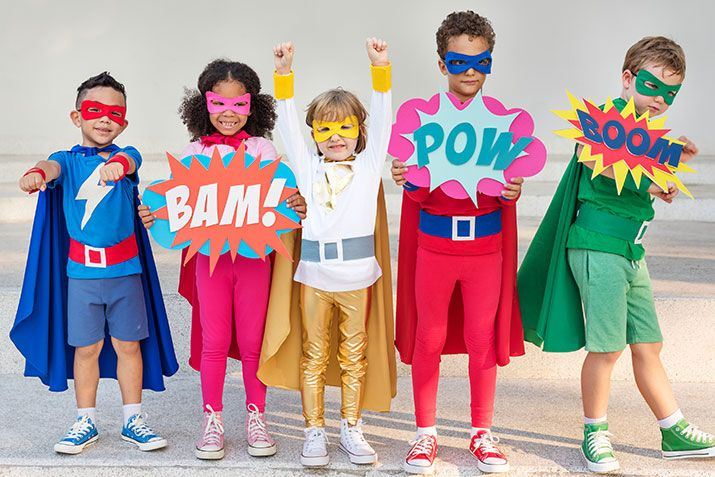Superhero Birthday Party Ideas For Kids I See Me Blog Spirit Day Ideas Spring Teacher Outfits Teacher Outfits Elementary