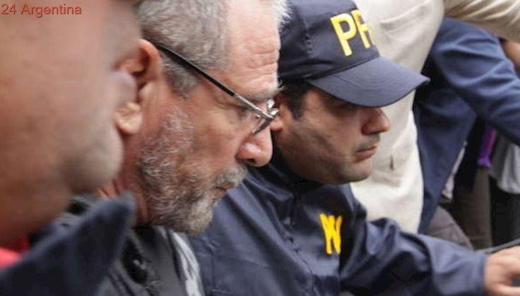 Ricardo Jaime presentó un habeas corpus porque no puede ver fútbol en Ezeiza