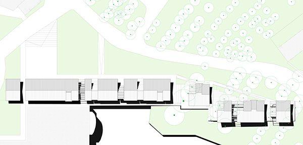 PAZAR BAZAAR Tür   Type: Açık Hava Pazar Alanı // Open Air Marketplace Alan   Size: 1.200 m2 Yer   Location: İstanbul İşveren   Client: Kemer Yapı ve Turizm A.Ş. Durum   Status: Uygulama Projesi, Executive Project, 2015 Ekip   Team: Sevince Bay...