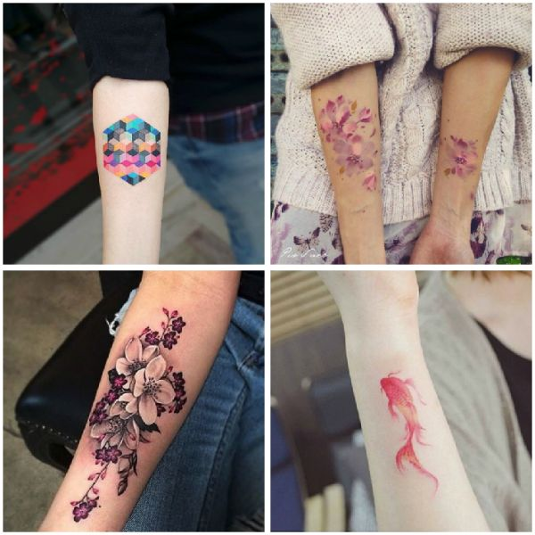 In a way, tattoos are visual representations of who we are or what we are. Choosing the right design and the right spot should be an introspective process.