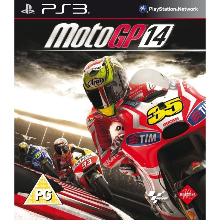 MotoGP 14, PlayStation 3, Racing