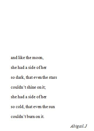 So dark, so cold ... we all have them