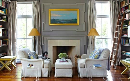 59 best paint colors images on pinterest color palettes for Library wall colors