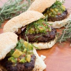 Lamb burgers (Small) Prawn curry (Small) The Ultimate Braai Master / Edward Chamberlain-Bell Show / Radio Today Johannesburg