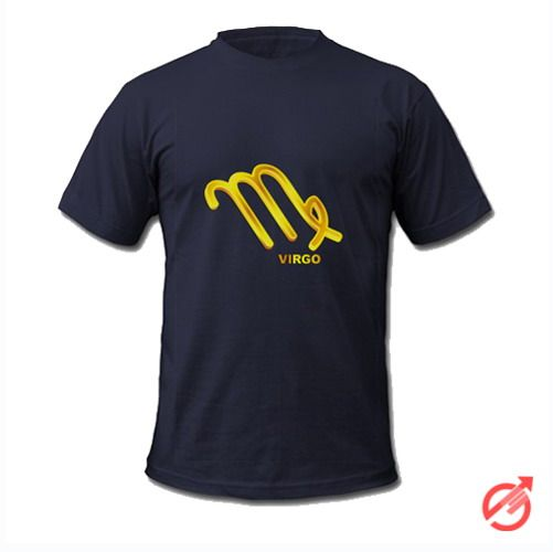 Zodiac Gold Virgo T-Shirt