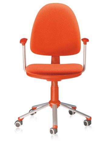 Sillas de escritorio juveniles de colores, pon un toque de color!