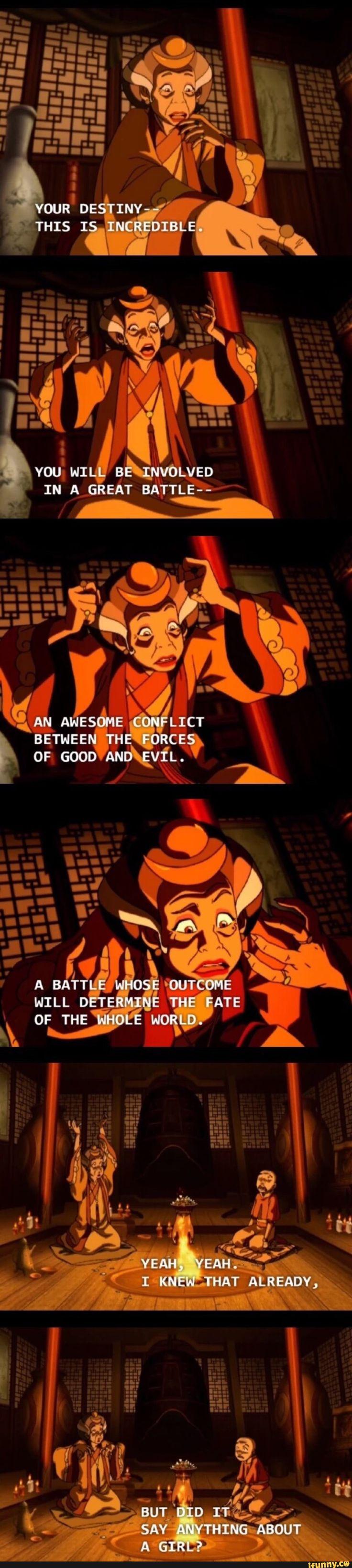 Avatar The Last Airbender & Legend of Korra