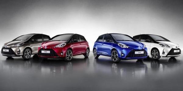 Toyota Perkenalkan Yaris Model 2017 Untuk Eropa -  https://wp.me/p8jg7C-9J