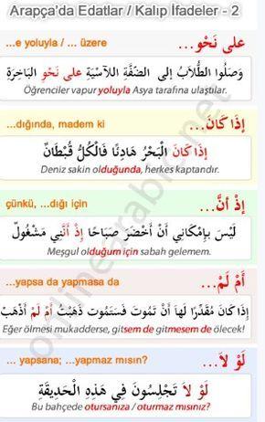 Arapca sayfam