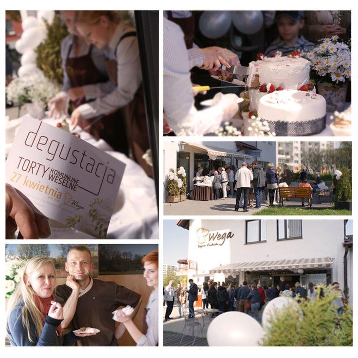 event Cukiernia Wega Gdańsk  #cukiernia #wega #tort #leaflet #print #layout #design #advertising #gdansk #projektowanie #marketing #event #agencja #agency #reklama