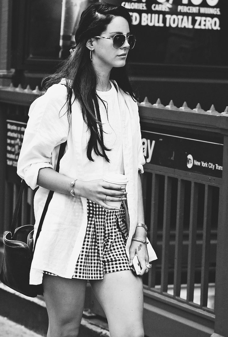 My baby lives in shades of cool - Lana Del Rey #LDR