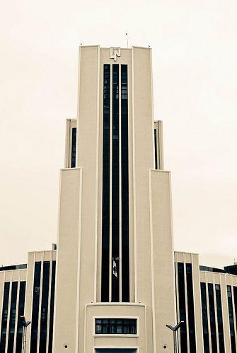 Art Deco - Palacio de la Loteria Nacional - Mexico City, Mexico