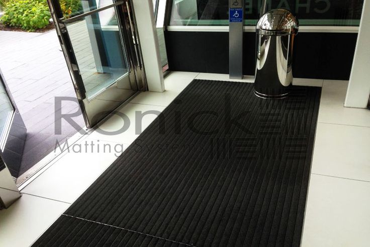 Peditred G4 Entrance Floor Mat For Commercial Building