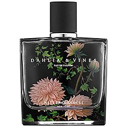 NEST  - Dahlia & Vines #sephora Note if we did black, there are some really striking floral images on black backgrounds via the getty images
