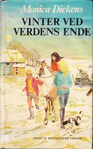 """""""Vinter ved Verdens ende"""" av Monica Dickens"""