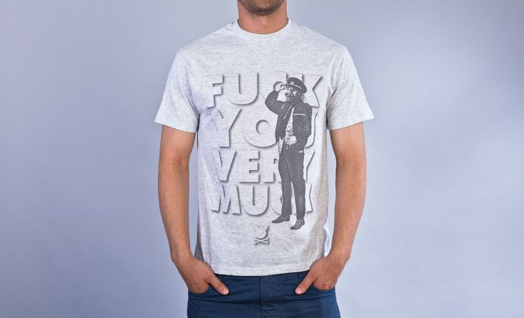 """Fuck You Very Much"" T-Shirt"