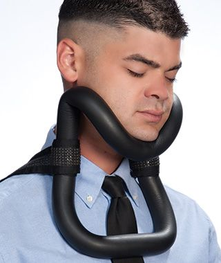 You also own some gadgets that are down right wacky. Weirdest Travel Gadgets: UpRight Sleeper