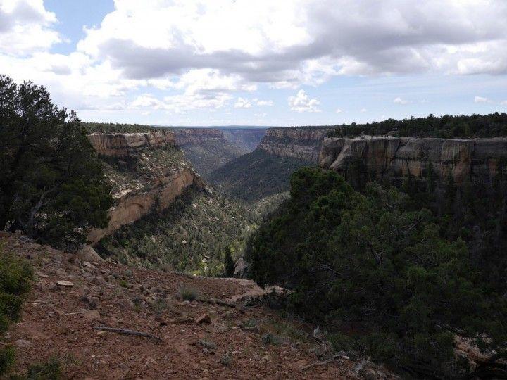 Národný park Mesa Verde, národné parky v USA
