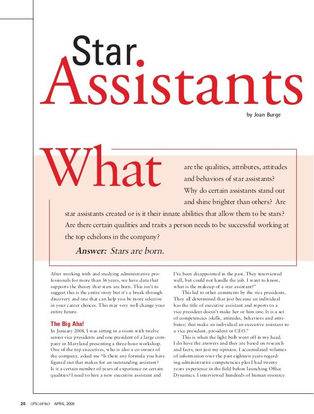 58 best Executive Assistant Resources images on Pinterest - management assistant sample resume