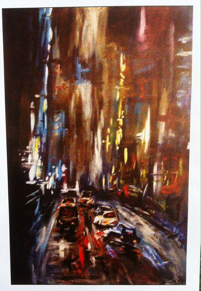 Art print- Buy here: http://zaramcdaidartshop.tictail.com/product/print-1285878