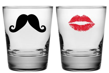 Cute his & hers cups