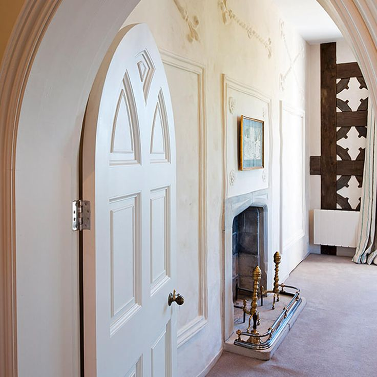At the end of the celebrations newlyweds can retreat to the newly restored and luxurious honeymoon suite in The Abbey #combermereabbey #cheshirewedding #weddingaccommodation