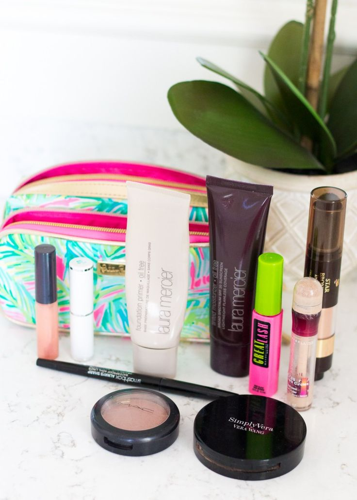 What's In My Makeup Bag? - A Thoughtful Place