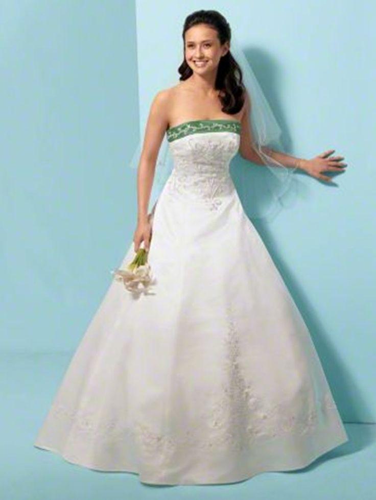 548 besten Wedding Dress Bilder auf Pinterest   Heiraten, Hochzeiten ...