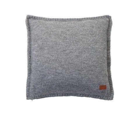 Gant Solid Knit Kissenhulle Wolle Kaufen Kissen Wunschzettel