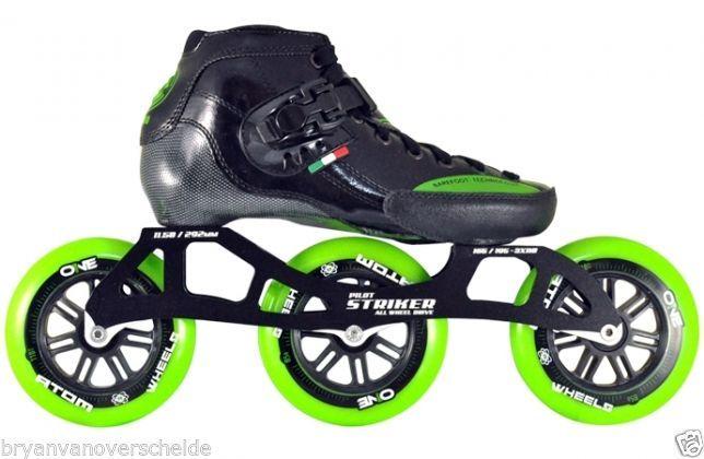 Luigino NEW Strut 3 wheels Inline Skates   inline speed skate