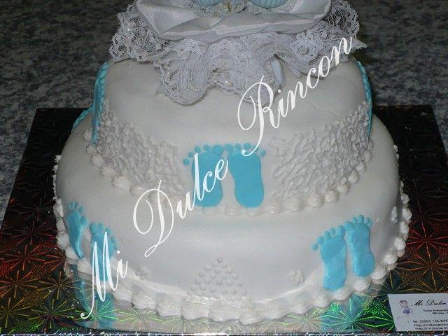 Decoracion de tortas para bautismo con fondant buscar for Decoracion de tortas espejo