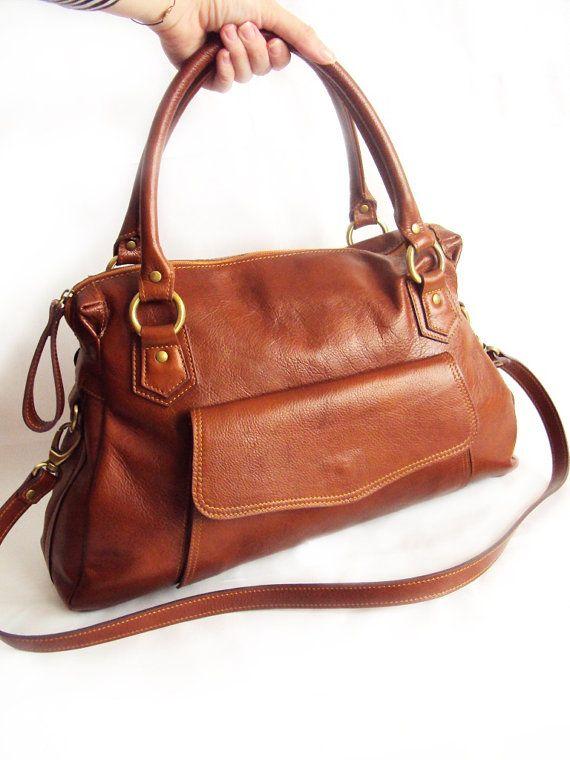 Mom vintage style handbag