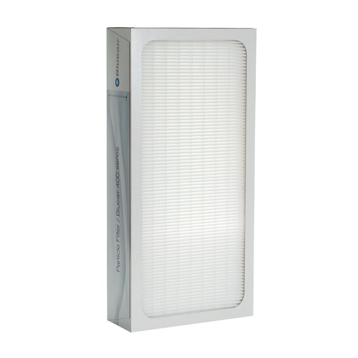 Blueair 400 Series Replacement Particle Filter (400 Series Replacement Particle Filter), White
