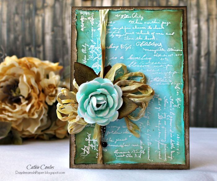 Five for Friday- Five Links to Creative Inspiration that you need for the weekend! In the spotlight this week, the Tammy Tutterow Designs Creative Team!