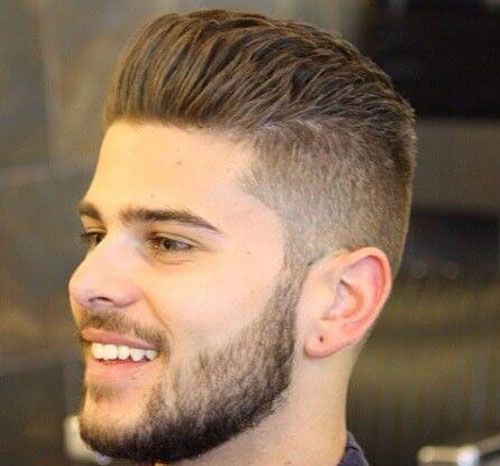 Fade Haircut - Classic Fade