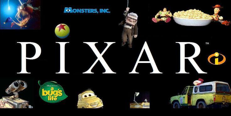 Daftar Film Animasi Produksi Pixar Lengkap