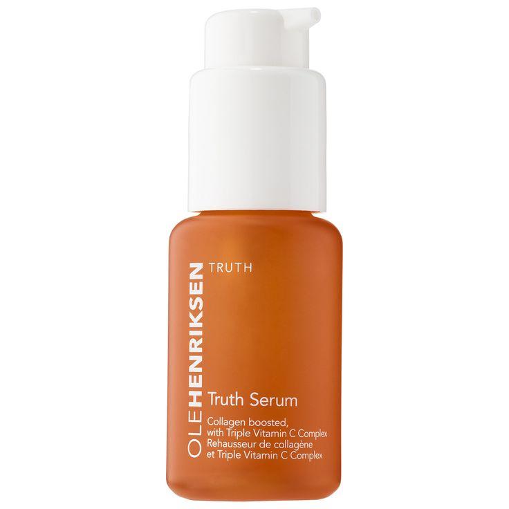 Serums / Masks: http://galmeetsglam.com/2017/02/11-favorite-products-glowing-skin/  Shop Ole Henriksen's Truth Serum® at Sephora.