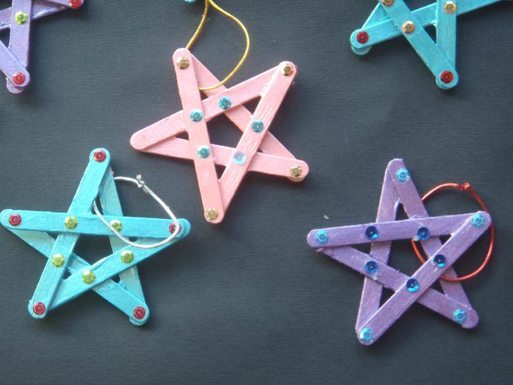 nos étoiles 2012 de Noël