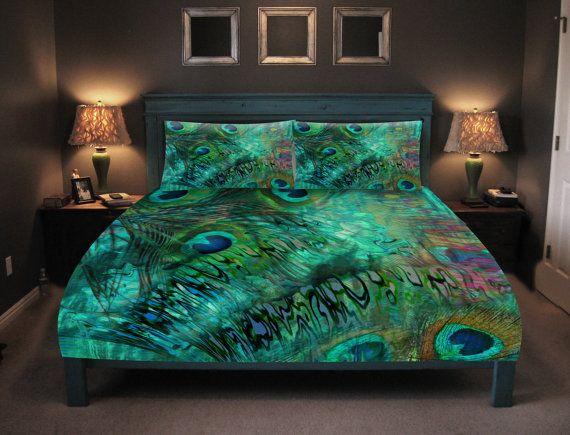 Peacock Bed Linen: Best 25+ Turquoise Bedspread Ideas On Pinterest