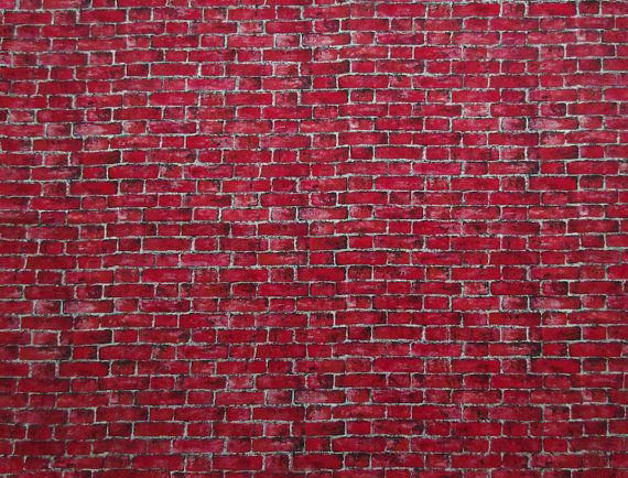 Your Place To Buy And Sell All Things Handmade Red Bricks Fabric Brick