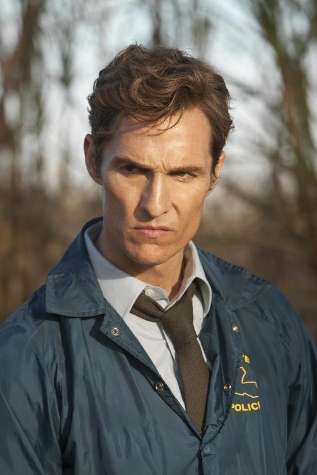 Matthew McConaughy, True Detective