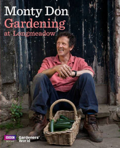 Gardening at Longmeadow - Hardback - 9781849903783 - Monty Don