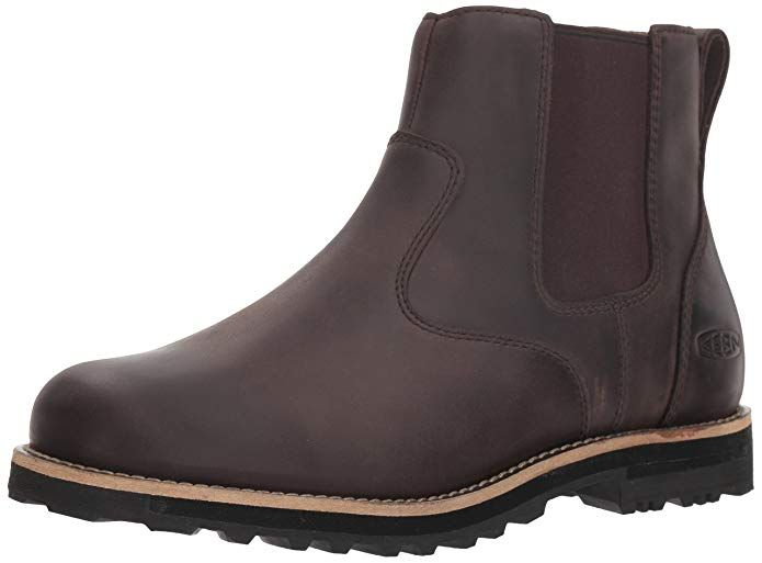 c7a13b19a34 KEEN Men's The 59 Chelsea Boot, Mulch/Black, 10 M US | Winter Boots ...