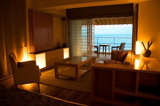 エグゼクティブスイート - 百名伽藍 | 沖縄リゾートホテル