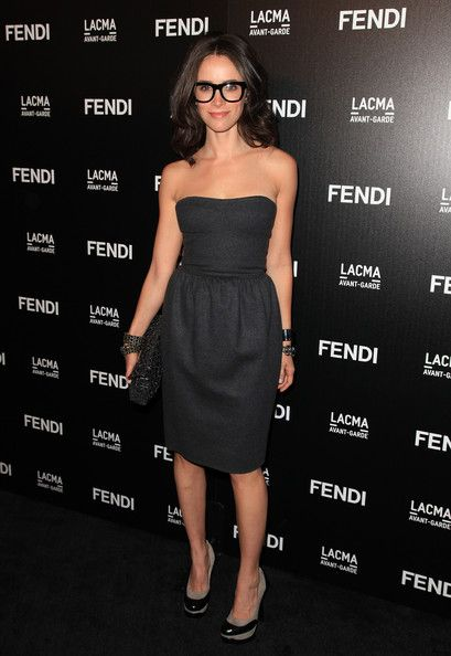 Abigail Spencer Photos Photos - Actress Abigail Spencer arrives at the FENDI Boutique opening hosted by Chloe Sevigny and in conjunction with LACMA's Avant-Garde at FENDI Beverly Center Boutique on October 7, 2010 in Los Angeles, California. - FENDI Boutique Opening Hosted By Chloe Sevigny
